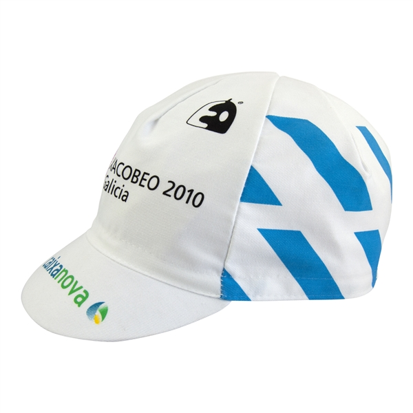 Xacobea Galacia Elite pro cycling cotton team cap 0e849aadf